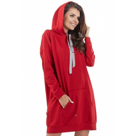 Bluza Damska Model A212 Red - awama